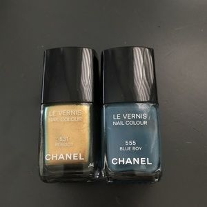 CHANEL Other - Chanel nail polish - price as is!